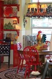 Red Kitchen Designs 42 Best Home Style Romantic Red Images On Pinterest Kitchen