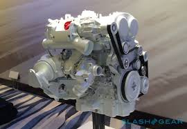 volvo truck engines for sale volvo drive e trying to wean america off its v6 addiction slashgear