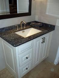 bathroom granite countertops ideas pictures of blue pearl countertop in bathroom search