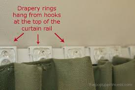 Curtains With Rings At Top Pop Up Camper Curtains U0026 Valances Part 2 The Pop Up Princess