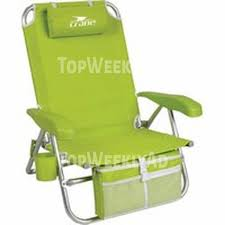 Back Pack Chair Crane Aluminum Backpack Chair Or Backpack Lounger Aldi Weekly