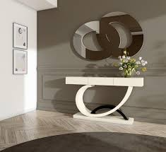 Contemporary Console Table Fabulous Console And Tables Modern Furniture Trendy Products