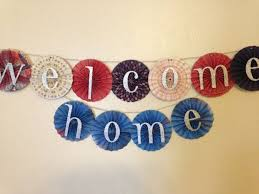 homes decorating ideas welcome home decoration ideas soldier party ideas inside welcome