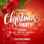 christmas party invitation template powerpoint 21 christmas in