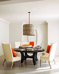 Contemporary Dining Room Lighting Fixtures by 30 Modern Dining Rooms With Magnificent Chandeliers