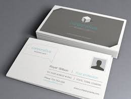 Template Business Card Psd 20 Free Photoshop Business Card Templates