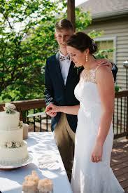 kerowyn u0026 brian a backyard indiana wedding u2014 erika aileen