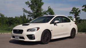 subaru wrx all black review 2015 subaru wrx sti canadian auto review
