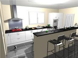 cuisine blanche sol noir modele cuisine noir et blanc best emejing cuisine noir et blanc
