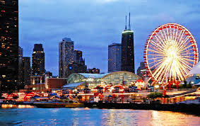 Navy Pier Map Navy Pier Memorial Day Weekend May 28 2016 9 00pm