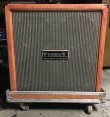Orange Cabinet 4x12 Emperor 6x12 Custom Guitar Cabinet 8 Ohm 420w Sunn Green