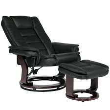 Leather Swivel Armchairs Black Leather Recliner Chair Walmart Products Leather Swivel