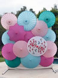 Centerpieces For Quinceanera 5 Quinceanera Decoration Ideas Using Parasols