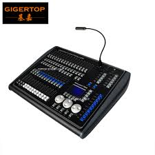 tiptop dmx lighting controller console equipment pearl 1024 for