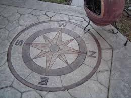 Tiling A Concrete Patio by Best For Tile Over Concrete Impressive Design Patio Tiles Over