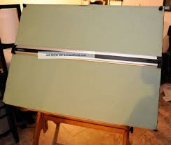 Drafting Table Arm by Drafting Ruler