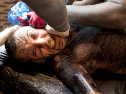 tattoo pain explanation introducing the brutal black project no compassion no scruples