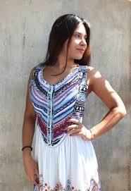 boho crochet boho crochet dress hungary shop online on livemaster with