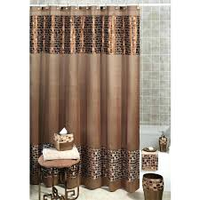 Brown Gold Curtains Blue Gold Curtains A Tree Branch Shower Curtain Rod Gold Blue
