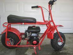 baja doodle bug mini bike 97cc 4 stroke engine manual sears gas mini bikes vintage sears mini bike history
