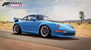 porsche cars forza horizon 3 u0027s latest car pack comes with seven porsche models