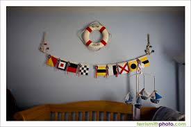 nautical baby decor best baby decoration
