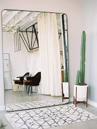 large wall mirrors for living room oversized wall mirror cute cactus and a moroccan rug living