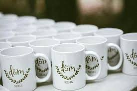 personalized mugs for wedding personalized mugs for wedding favors personalized mugs wedding
