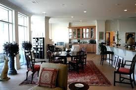 open floor plan kitchen ideas dining room layouts medium size of plan living dining kitchen ideas