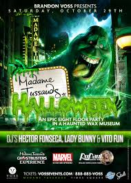 new york city haunted house halloween voss events u0026 productions madame tussauds halloween