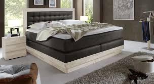 Komplett Schlafzimmer Mit Boxspringbett 7 Zonen Luxus Liegesystem Mit Boxspring Olbiano