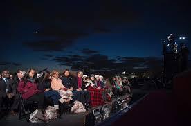 national tree lighting ceremony national christmas tree lighting trump vs obama crowd photos heavy com