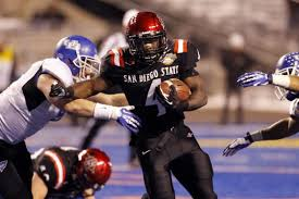 Former San Diego State RB Adam Muema could be in Mexico