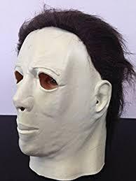 mahal 739 michael myers latex mask halloween ii one