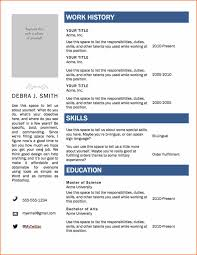 word 2007 resume template 2 resume templates word 2007 geminifm tk