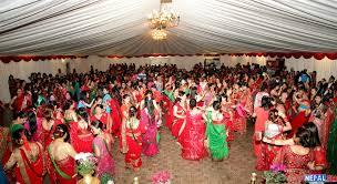 Celebration In Uk Teej Celebration 2013 In Plumstead Uk 34 Nepal Fm