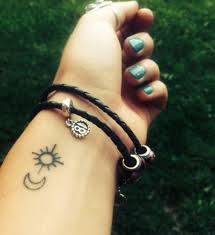 50 sun and moon tattoos ideas for couples 2018 page 4 of 5