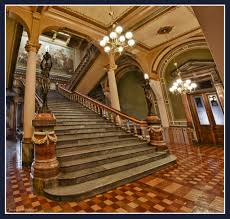 Iowa State Capitol by East Staircase Iowa State Capitol The Main Staircase Goi U2026 Flickr