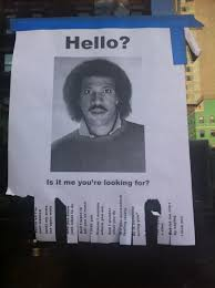 Hello Is It Me You Re Looking For Meme - all night long with lionel richie voyeusenyc