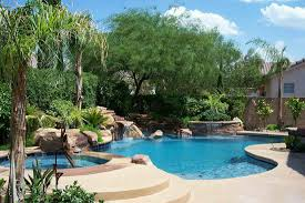 Pictures Of Inground Pools by Inground Gunite Pool Cost