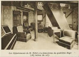 Eiffel S Private Apartment Would You Like To Know The Most Kept Secret Of The Eiffel Tower