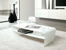Black Gloss Glass Coffee Table Oval Gloss Coffee Table White Gmsousa