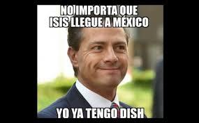 Memes Mexico - memes las amenazas de isis a méxico provocó la trolleada en redes
