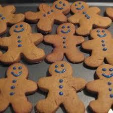 gingerbread men all recipes uk