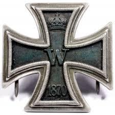 german iron cross 1870 1st class germanrings