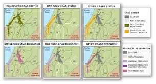 Map Of Coos Bay Oregon by Crabs In The Coos Estuary Partnership For Coastal Watersheds
