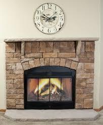 sandstone fireplace half sandstone fireplace commodore of indiana