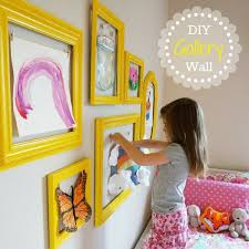 Wall Art For Kids Room by Best 25 Kids Wall Decor Ideas Only On Pinterest Display Kids