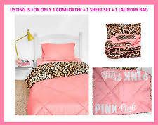 Victorias Secret Pink Comforter Victoria U0027s Secret Bedding Ebay