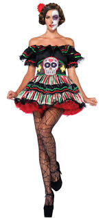 day of dead costume women s day of the dead costume costumes